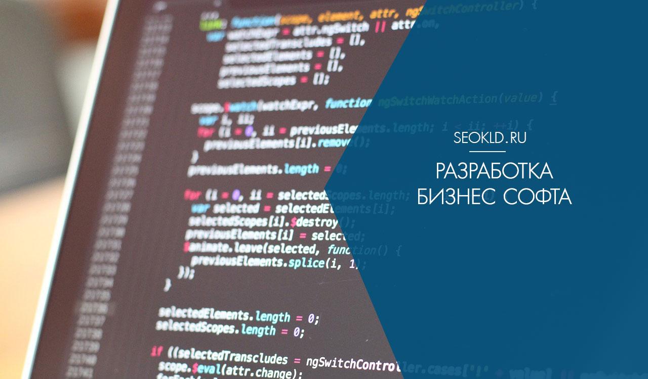 Создание программного обеспечения в Калининграде под ключ